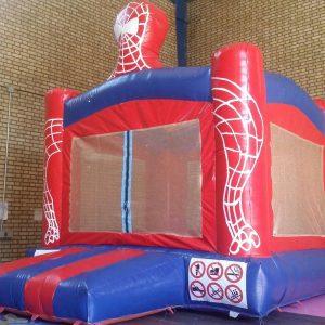 استخر توپ بادی طرح مرد عنکبوتی مناسب بازی 4 تا 5 کودک در خانه بازی،شهربازی