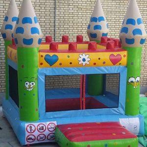 استخر توپ مناره دار قابل استفاده به عنوان جامپینگ در مهدکودک ها،خانه های بازی