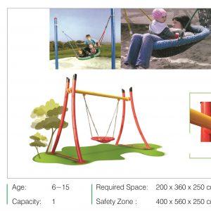 تاب کودک ps 3003 قابل استفاده در حیاط،باغ و ویلا،مهد کودک و...