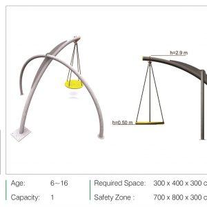 تاب خانگی کد ps 3011 قابل استفاده در فضاهای باز،پارک ها،حیاط،باغ و ویلا و...