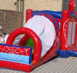 استخر توپ با سرسره بادی مناسب خانه بازی و شهربازی