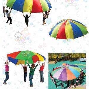 فروش چتر رنگین کمان کودک نو و دست دوم بانحوه پرداخت نقدی،اقساطی و شرایطی در قزوین مناسب استفاده درمهدکودک وخانه بازی باارسال فوری به سراسرکشور