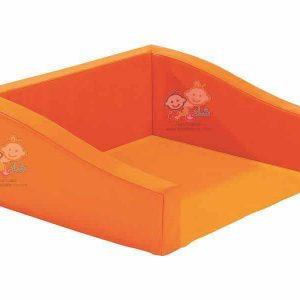 فروش نقدی،اقساطی و شرایطی نیم دیواره تختخواب کودک نو و دست دوم در کرج مناسب استفاده در مهدکودک،خانه بازی و... با ارسال فوری به سراسر ایران