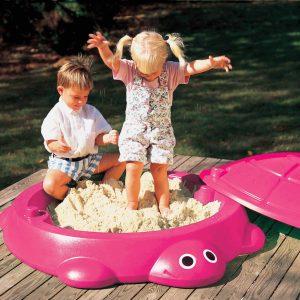 استخر شن لاک پشتی قابل استفاده در مهدکودک ها،خانه های بازی و...