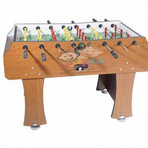 فوتبال دستی MDF مدل T430 قابل استفاده در منزل،باشگاه و کلیه مراکز تفریحی سرپوشیده