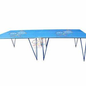 فروش نقدی،اقساطی و شرایطی میز پینگ پنگ MDF رنگی نو و دست دوم در بندر بوشهر مناسب استفاده در منزل،مهدکودک،خانه بازی و... با ارسال فوری به سراسر ایران