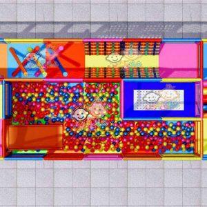 فروش نقد،اقساط و شرایطی انواع پلی گراند و سافت پلی در ابعاد مختلف مناسب شهربازی،خانه بازی و...در ارومیه با ارسال فوری به سراسرکشور ونصب رایگان 1