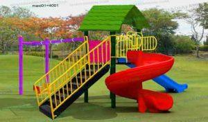 مجموعه بازی پارکی ps 4001
